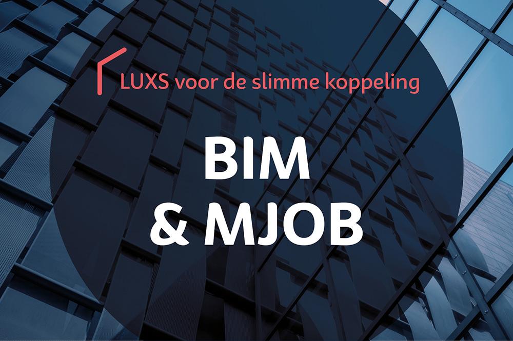 Koppeling tussen BIM en MJOB